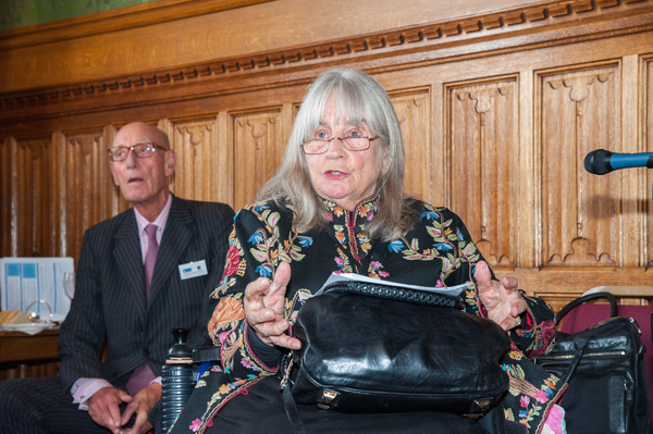 Baroness Masham Lancet Commission Event 2015