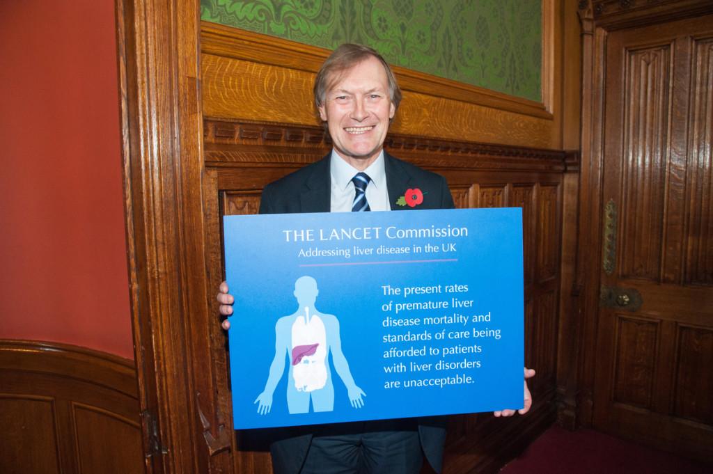 David Amess Lancet Commission APPHG Event 2015 2